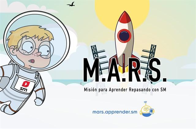 mars app educativa